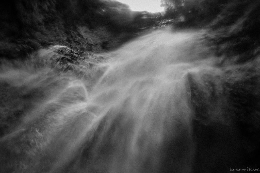 白神山地・くろくまの滝・滝壺