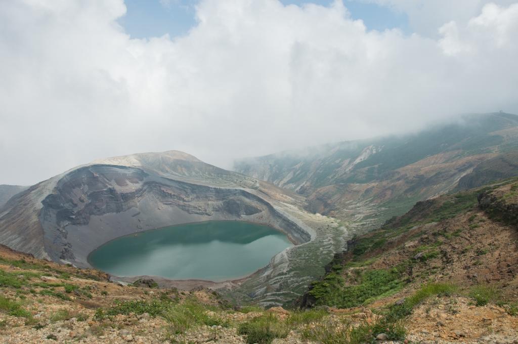 蔵王 熊野岳 ふらっと登山