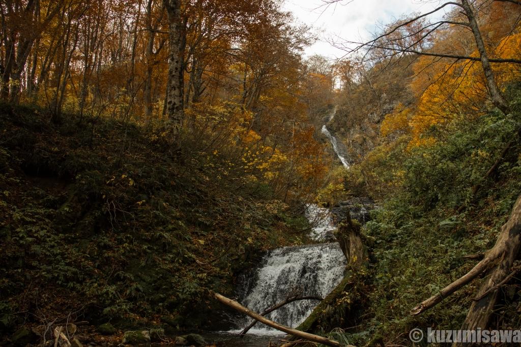 西和賀滝壺めぐり ~真昼大滝・大空の滝~