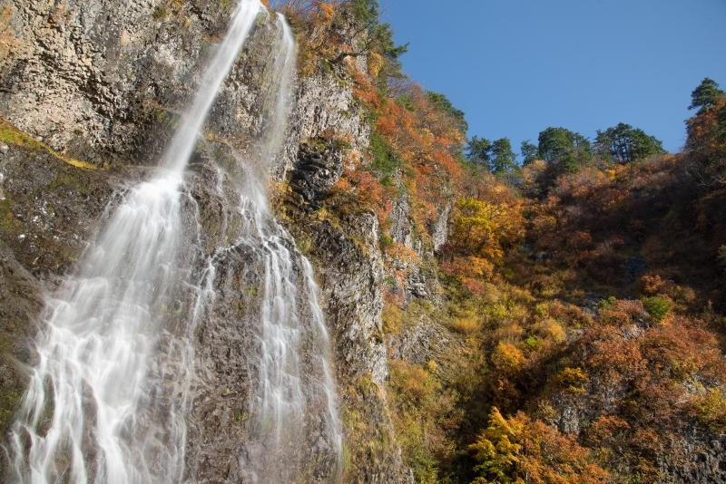 馬尾の滝 ~福島県・只見~