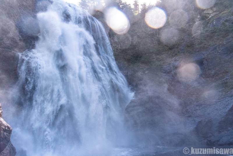 三条の滝 ~福島県・尾瀬~