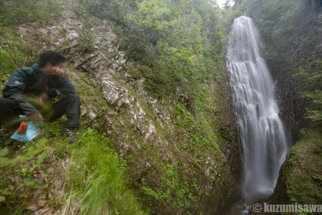 茶釜の滝 ~秋田県・八幡平~