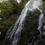 福井滝巡り 龍双ヶ滝と一条滝 一乗谷観光を添えて GW2日目